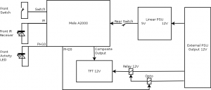 Audiophile player a10 schematic